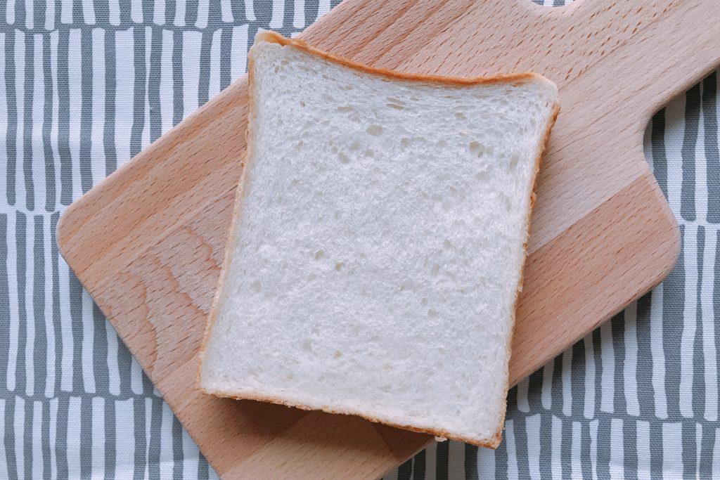 ベーシックな食パン、パンカレ