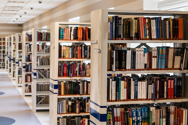 図書館と上手に付き合うととっても便利!
