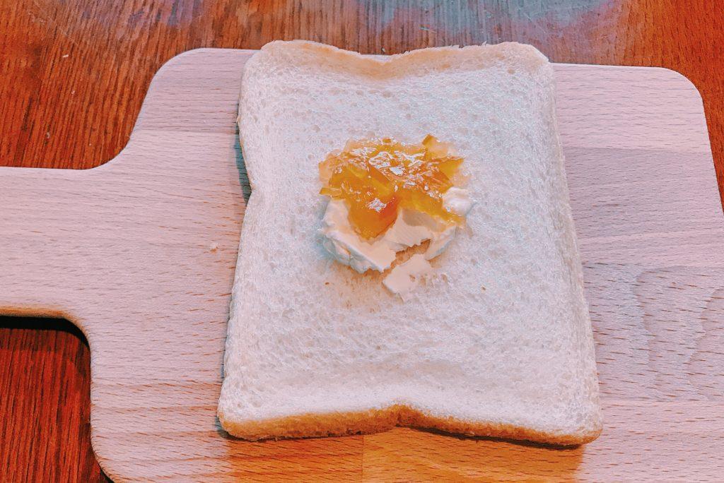 ふわふわの食パンはあえて焼かないで!