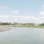 まるで海外のよう、都心の異空間「水元公園」