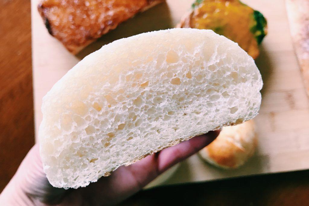 グッデイストアの豆乳丸パン